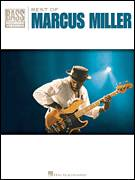Cover icon of Scoop sheet music for bass (tablature) (bass guitar) by Marcus Miller, intermediate bass (tablature) (bass guitar)