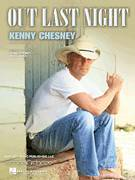 Cover icon of Out Last Night sheet music for voice, piano or guitar by Kenny Chesney and Brett James, intermediate