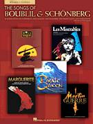 Cover icon of Mon Histoire sheet music for voice and piano by Alain Boublil, Les Miserables (Musical), Claude-Michel Schonberg and Michel LeGrand, intermediate voice