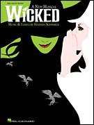 Cover icon of As Long As You're Mine sheet music for piano solo (big note book) by Stephen Schwartz and Wicked (Musical), easy piano (big note book)