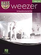Cover icon of My Name Is Jonas sheet music for bass (tablature) (bass guitar) by Weezer, intermediate