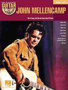 Cover icon of I Need A Lover sheet music for guitar (tablature, play-along) by John Mellencamp, intermediate