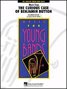 Cover icon of Music from The Curious Case of Benjamin Button (COMPLETE) sheet music for concert band by Alexandre Desplat and Michael Brown