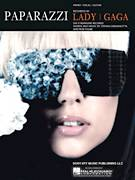 Cover icon of Paparazzi sheet music for voice, piano or guitar by Lady GaGa and Rob Fusari, intermediate skill level