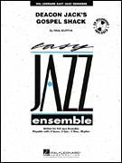 Cover icon of Deacon Jack's Gospel Shack (COMPLETE) sheet music for jazz band by Paul Murtha, intermediate