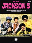 Cover icon of Lookin' Through The Windows sheet music for piano solo by The Jackson 5, Michael Jackson and Clifton Davis, easy