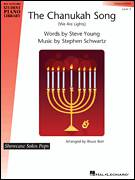 Cover icon of The Chanukah Song (We Are Lights) sheet music for piano solo (elementary) by Stephen Schwartz, Bruce Berr, Miscellaneous and Steve Young, beginner piano (elementary)