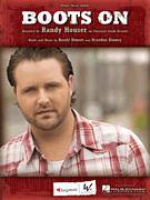 Cover icon of Boots On sheet music for voice, piano or guitar by Randy Houser and Brandon Kinney, intermediate skill level