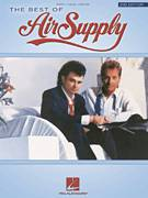 Cover icon of Just As I Am sheet music for voice, piano or guitar by Air Supply and Richard Wagner, intermediate voice, piano or guitar