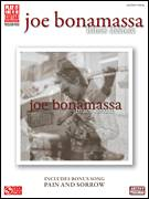 Cover icon of Left Overs sheet music for guitar (tablature) by Joe Bonamassa and Albert Collins, intermediate