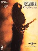 Cover icon of The Extremist sheet music for guitar (tablature) by Joe Satriani, intermediate skill level
