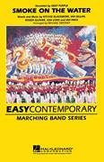 Cover icon of Smoke On The Water (COMPLETE) sheet music for marching band by Michael Sweeney and Deep Purple