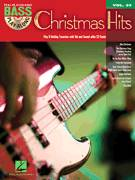 Cover icon of Blue Christmas sheet music for bass (tablature) (bass guitar) by Elvis Presley, Billy Hayes and Jay Johnson, intermediate skill level