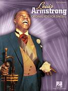 Cover icon of Ain't Misbehavin' sheet music for voice and piano by Louis Armstrong, Thomas Waller, Andy Razaf, Thomas Waller and Harry Brooks, intermediate skill level
