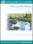 Cover icon of The Gentle Brook sheet music for piano solo (elementary) by Carolyn Miller, beginner piano (elementary)