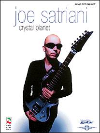 Cover icon of A Piece Of Liquid sheet music for guitar (tablature) by Joe Satriani and Z.Z. Satriani, intermediate