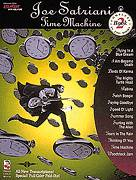 Cover icon of Time Machine sheet music for guitar (tablature) by Joe Satriani, intermediate