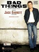 Cover icon of Bad Things sheet music for voice, piano or guitar by Jace Everett, intermediate skill level
