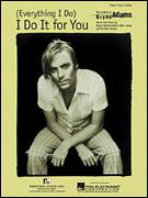 Cover icon of (Everything I Do) I Do It For You sheet music for voice, piano or guitar by Bryan Adams, Michael Kamen and Robert John Lange, wedding score, intermediate
