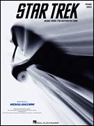 Cover icon of Nice To Meld You sheet music for piano solo by Michael Giacchino and Star Trek(R), intermediate