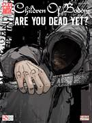 Cover icon of Are You Dead Yet? sheet music for guitar (tablature) by Children Of Bodom and Alexi Laiho, intermediate