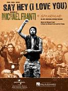 Cover icon of Say Hey (I Love You) sheet music for voice, piano or guitar by Michael Franti & Spearhead, Carl Young and Michael Franti, intermediate