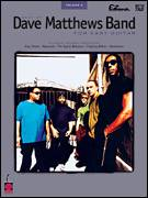 Cover icon of Dancing Nancies sheet music for guitar solo (chords) by Dave Matthews Band, easy guitar (chords)