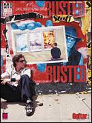 Cover icon of Busted Stuff sheet music for guitar (tablature) by Dave Matthews Band, intermediate