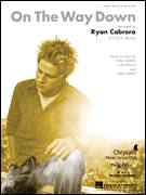 Cover icon of On The Way Down sheet music for voice, piano or guitar by Ryan Cabrera, Curt Frasca and Sabelle Breer, intermediate skill level