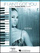 Cover icon of If I Ain't Got You sheet music for piano solo by Alicia Keys