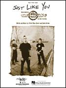 Cover icon of Just Like You sheet music for voice, piano or guitar by Three Days Grace and Gavin Brown, intermediate skill level