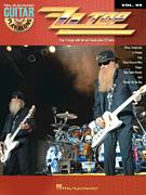 Cover icon of Cheap Sunglasses sheet music for guitar (tablature, play-along) by ZZ Top, intermediate guitar (tablature, play-along)