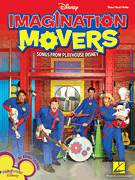 Cover icon of Can You Do It? sheet music for voice, piano or guitar by Imagination Movers, intermediate voice, piano or guitar