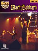 Cover icon of Paranoid sheet music for bass (tablature) (bass guitar) by Black Sabbath and Ozzy Osbourne, intermediate bass (tablature) (bass guitar)