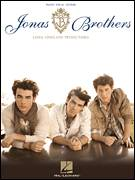 Cover icon of Don't Speak sheet music for voice, piano or guitar by Jonas Brothers and Nicholas Jonas, intermediate voice, piano or guitar