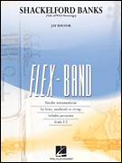 Cover icon of Shackelford Banks (Tale of Wild Mustangs) (COMPLETE) sheet music for concert band by Jay Bocook, intermediate