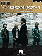 Cover icon of Lay Your Hands On Me sheet music for guitar (tablature, play-along) by Bon Jovi and Richie Sambora, intermediate skill level