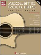 Cover icon of Pink Houses sheet music for guitar solo (easy tablature) by John Mellencamp, easy guitar (easy tablature)