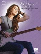 Cover icon of When I Look At You sheet music for voice, piano or guitar by Miley Cyrus, The Last Song (Movie), Hillary Lindsey and John Shanks, intermediate skill level