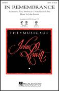Cover icon of In Remembrance sheet music for choir (SATB) by John Leavitt, intermediate choir (SATB)