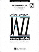 Cover icon of Pick Yourself Up (COMPLETE) sheet music for jazz band by Jerome Kern, Dorothy Fields and Rick Stitzel