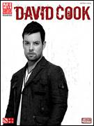 Cover icon of Mr. Sensitive sheet music for guitar (tablature) by David Cook and Raine Maida, intermediate