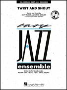 Cover icon of Twist And Shout (COMPLETE) sheet music for jazz band by Roger Holmes and The Beatles