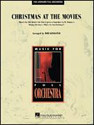 Cover icon of Christmas At The Movies (COMPLETE) sheet music for full orchestra by Bob Krogstad, intermediate