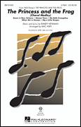 Cover icon of The Princess And The Frog (Choral Medley) sheet music for choir (duets) by Randy Newman and Mac Huff, intermediate duet