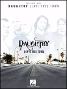 Cover icon of You Don't Belong sheet music for voice, piano or guitar by Daughtry and Chris Daughtry, intermediate skill level