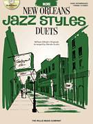 Cover icon of New Orleans Blues sheet music for piano four hands (duets) by William Gillock and Glenda Austin
