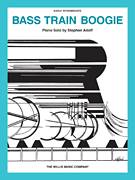 Cover icon of Bass Train Boogie sheet music for piano solo (elementary) by Stephen Adoff, beginner piano (elementary)