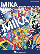 Cover icon of Pick Up Off The Floor sheet music for voice, piano or guitar by Mika, intermediate skill level