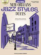 Cover icon of Canal Street Blues sheet music for piano four hands (duets) by William Gillock and Glenda Austin, intermediate piano four hands
